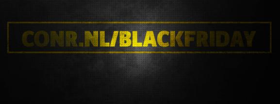 conrad black friday