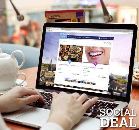 social deal herinneringen voor een kleine prijs