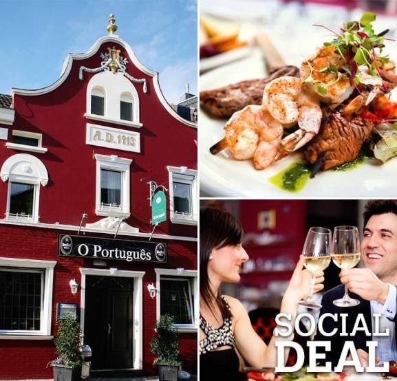 social deal restaurant eten