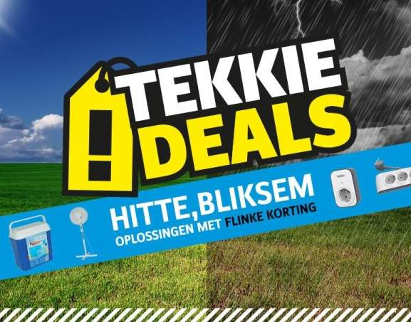 conrad tekkie deals