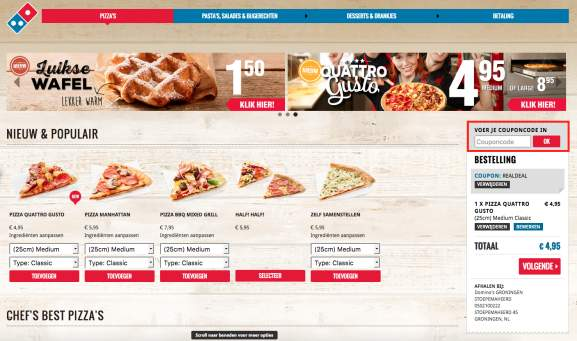 Hungry.nl coupons