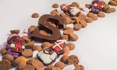 Sinterklaas Pepernoten snoepgoed