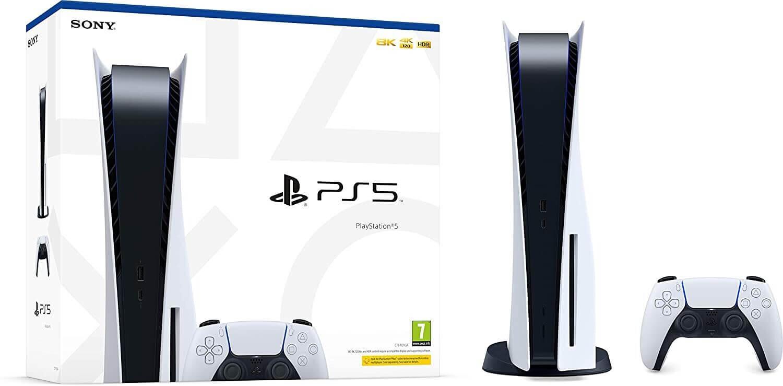 PS5 Consoles 3