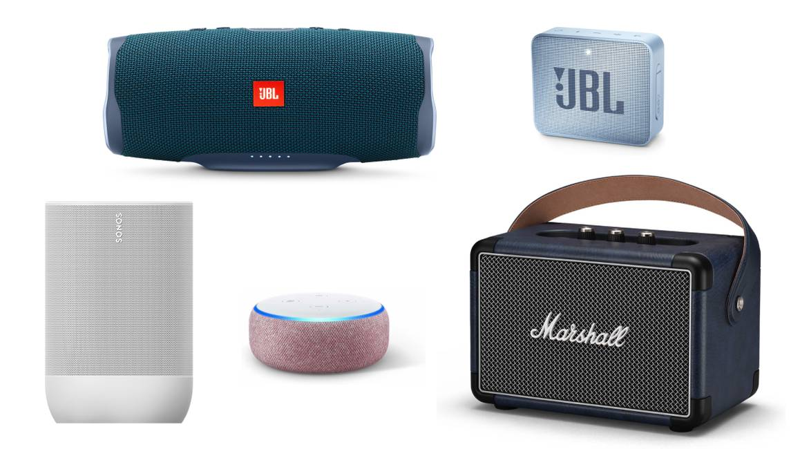 bluetooth speakers-gallery