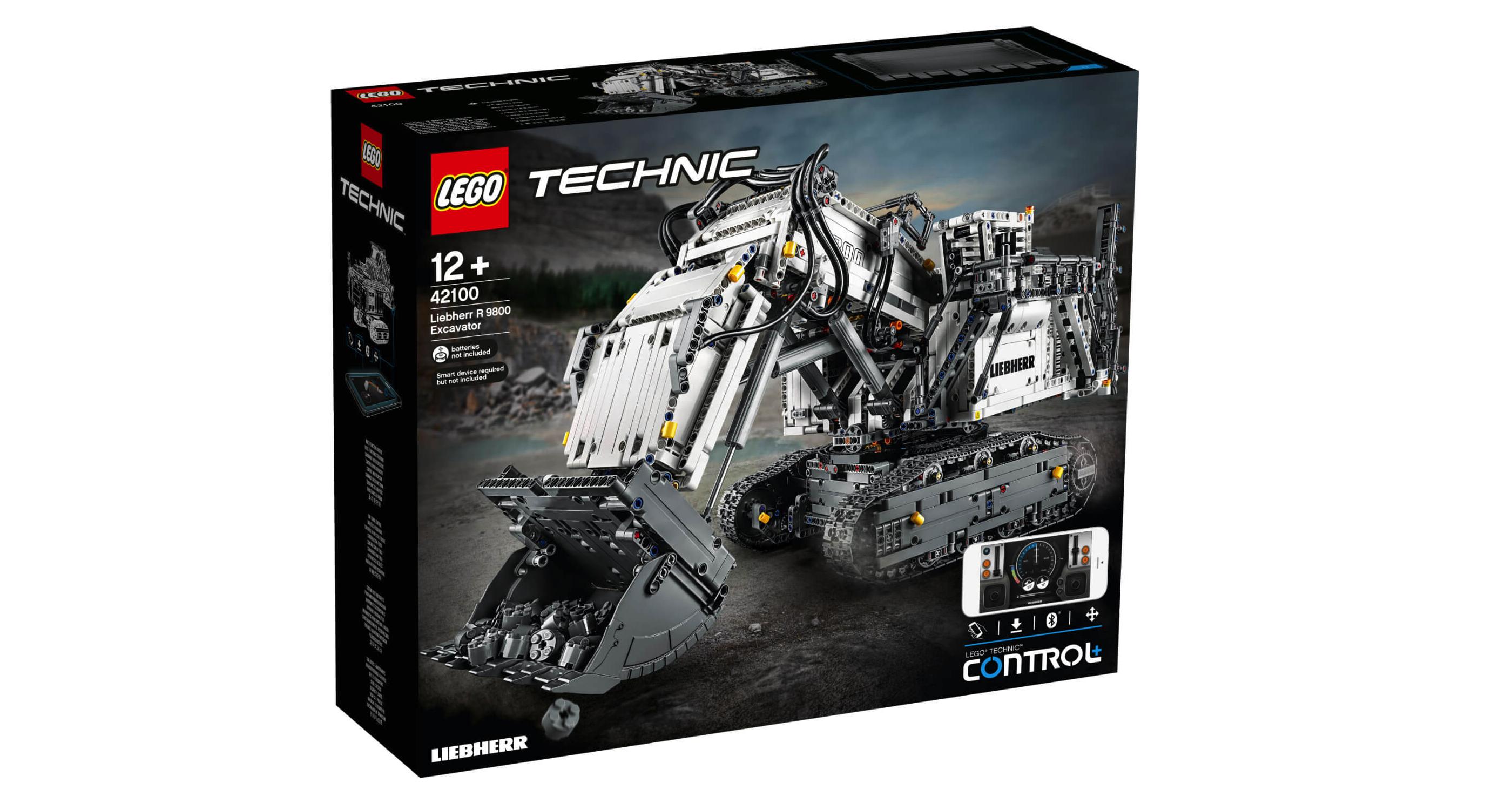 lego technic-gallery