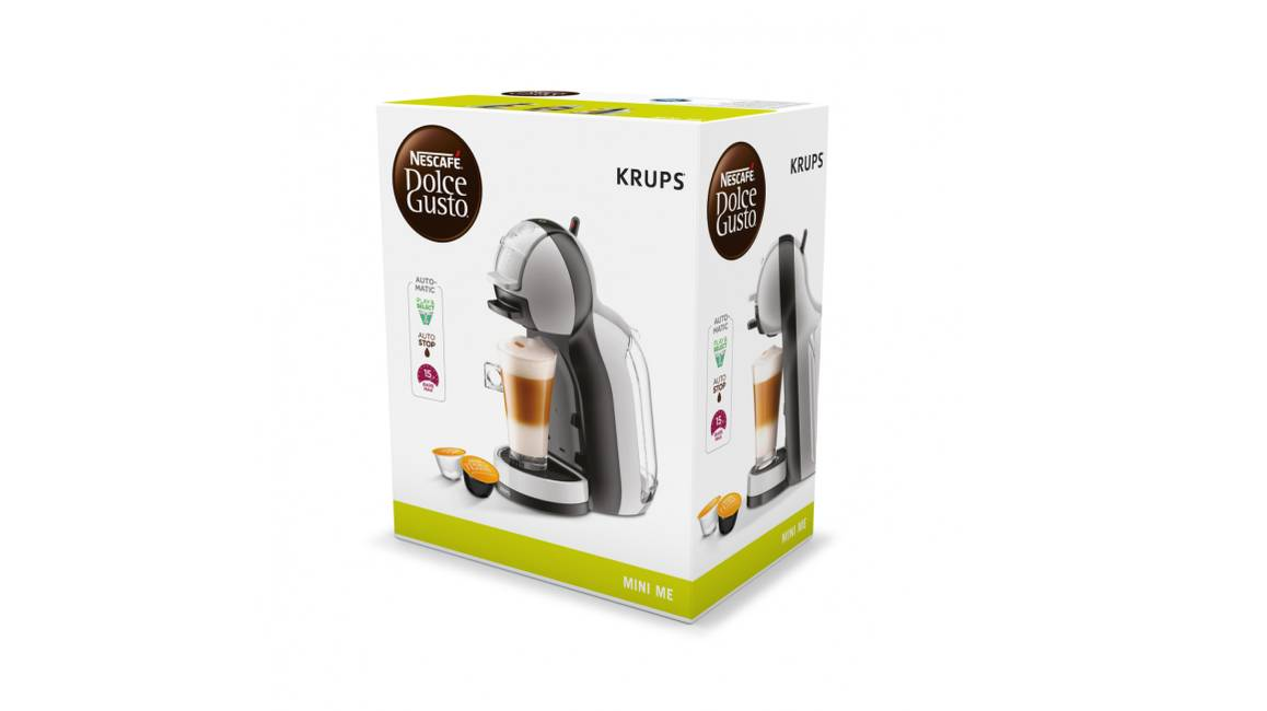Dolce Gusto Apparaten 2