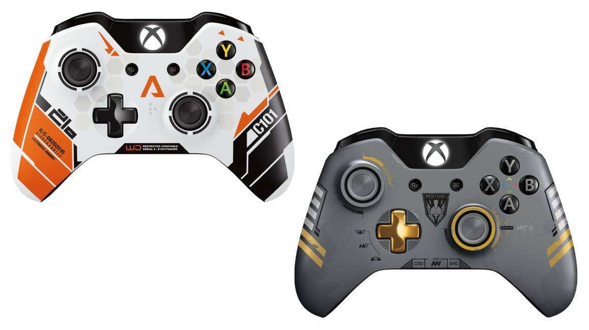 Xbox One Controllers 2