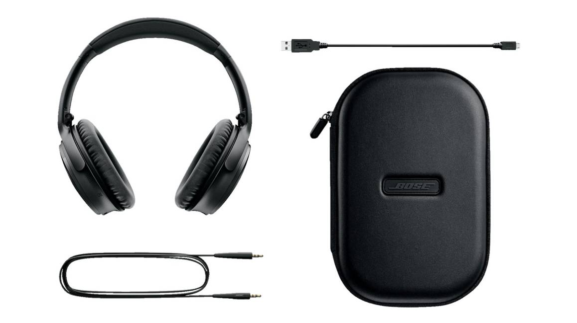 Bose QuietComfort 35 II 5