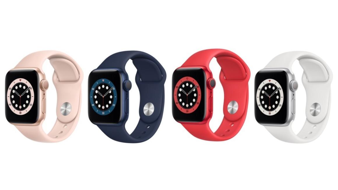 Apple Watch 6 2