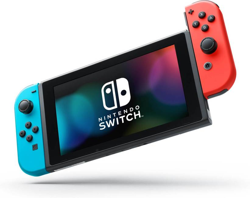 Nintendo Switch Consoles 1