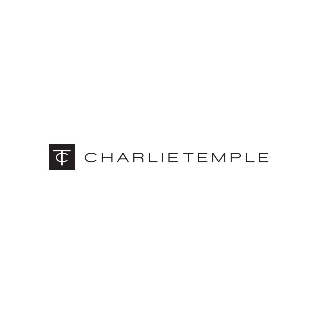 10% korting bij Charlie Temple