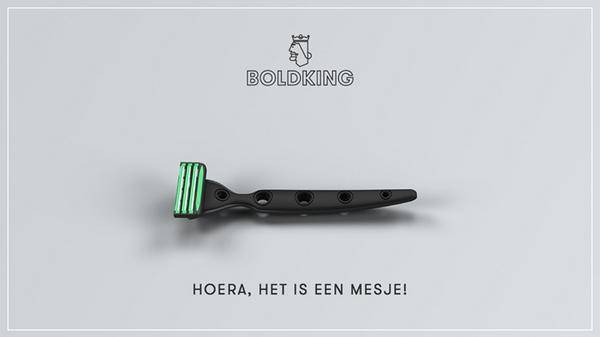 25% Korting op eerste bestelling Boldking.nl
