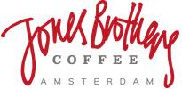 €10,- korting een minimale besteding van €50 @ Jones Brothers Coffee