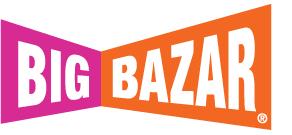 Voucher voor 10% Korting bij Big Bazar
