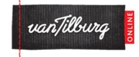 Van Tilburg Online €20,- Korting bij een bestelling van minimaal €100,-