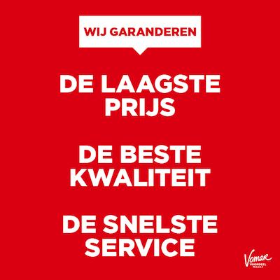 Vomar service