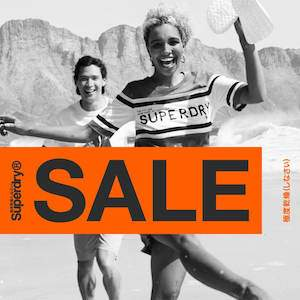 Superdry sale outlet