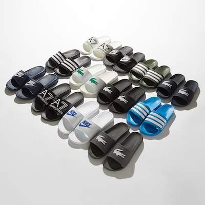 JD sports slippers