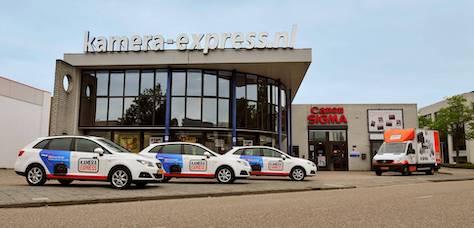 Kamera Express Rotterdam