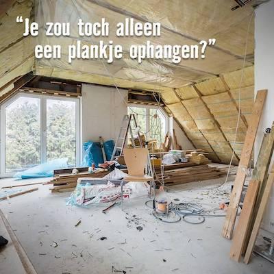 Hornbach slaapkamer klussen