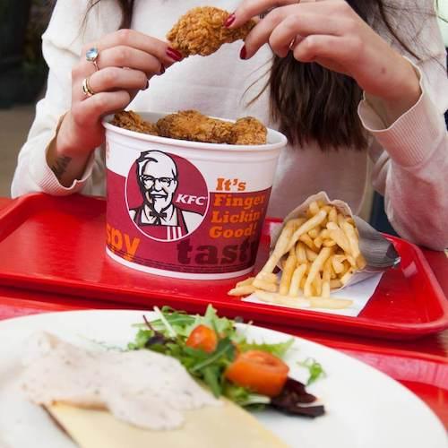KFC bestellen