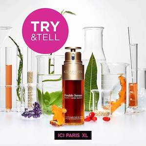 ICI Paris XL Clarins Double Serum huidverzorging