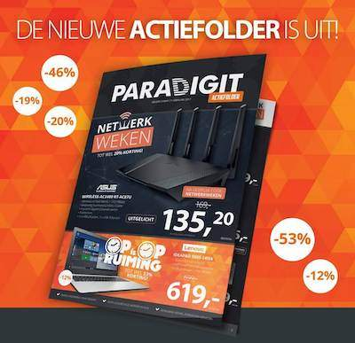 Paradigit folder