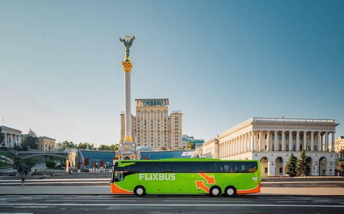 Flixbus bestemmingen