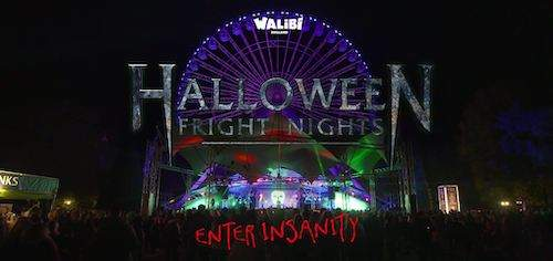 Walibi Fright Night