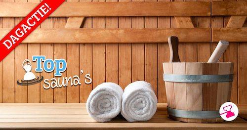 Ticketveiling sauna actie