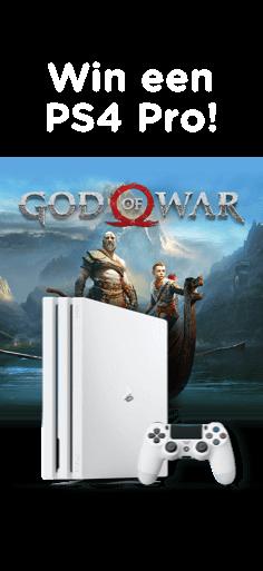 PS4 Pro Winactie