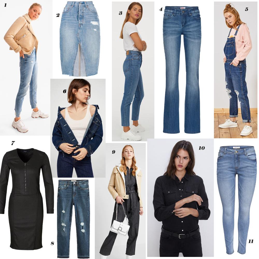 Il Dolce Jeans Jurk Rok Jumpsuit Modellen Webshop