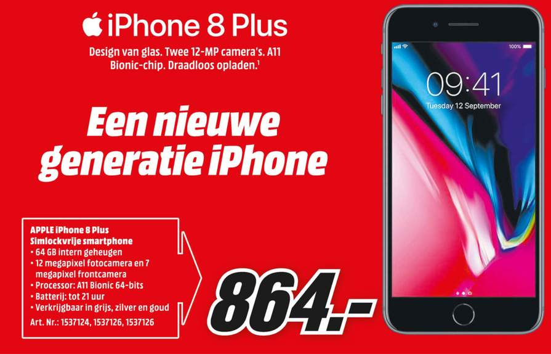 media markt iphone 8 256gb