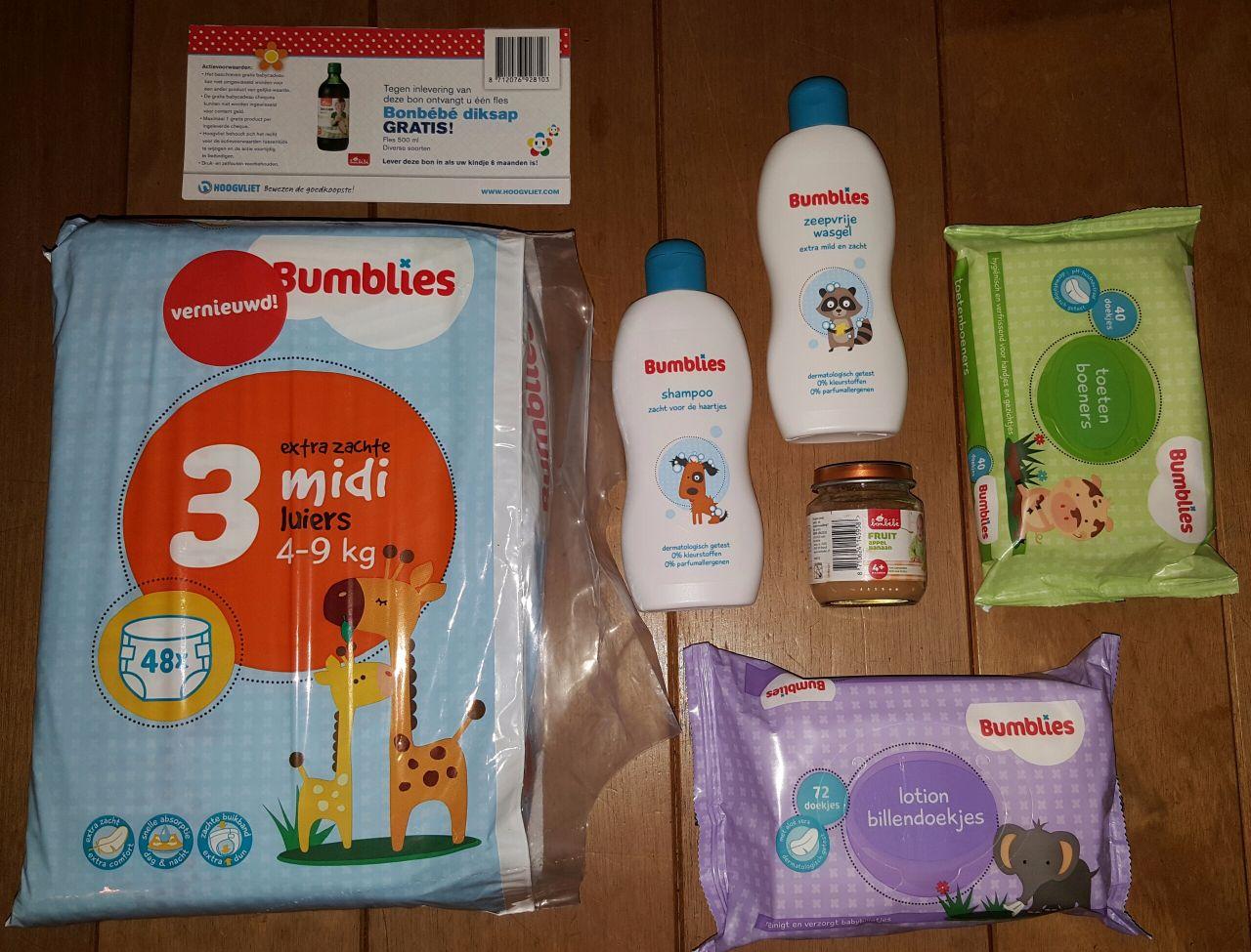 Overzichtspost Gratis Zwangerschaps En Babyboxen Cadeautjes