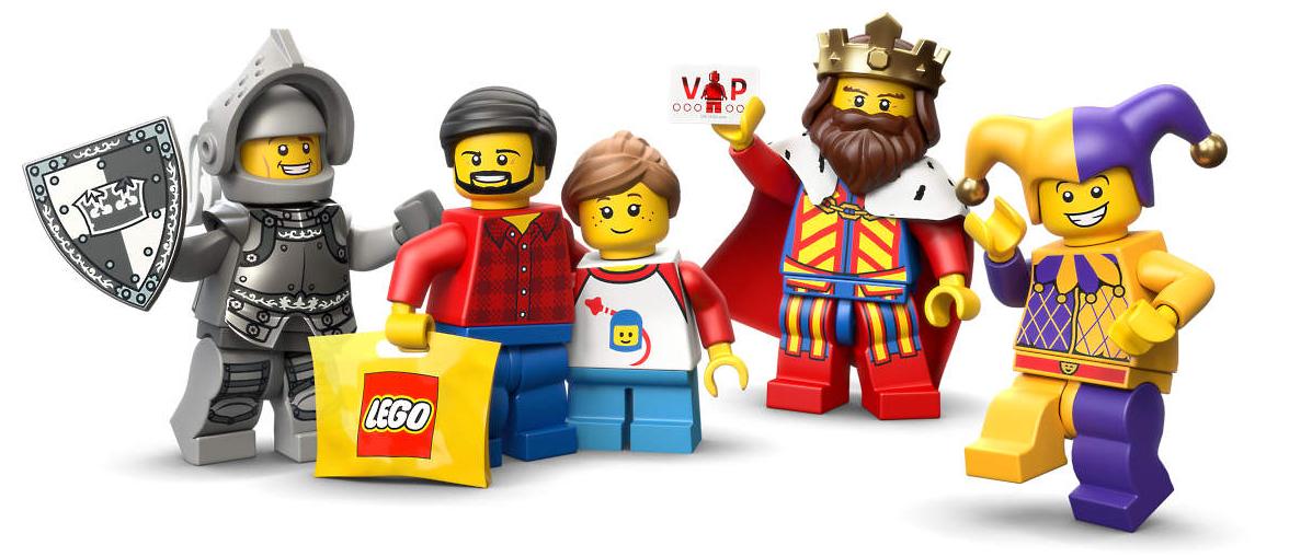 Gratis LEGO VIP sleutelhanger bij aanmelden LEGO VIP programma bij ...