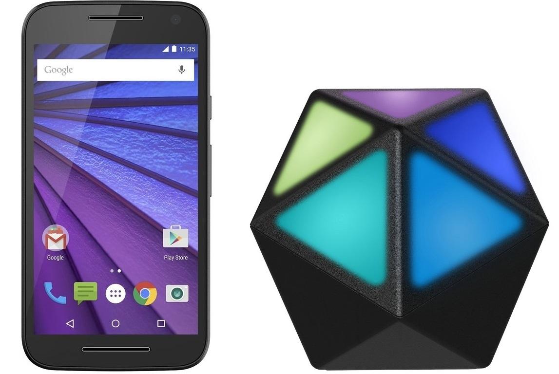 Motorola Moto G 4G (Gen 3) + Gratis Moto Stream voor €204,99 @ Orange Store