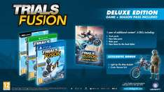 Trials Fusion (Deluxe Edition)(PS4 / Xbox One) voor € 31,72 @ Amazon.co.uk