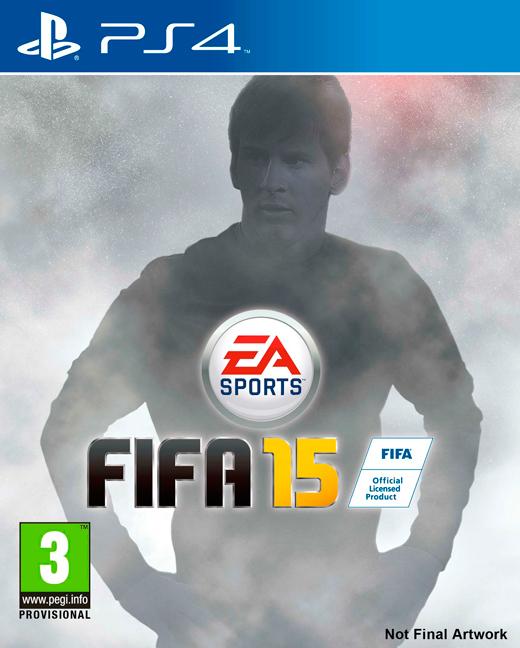 FIFA 15 (pre-order) (PS4, Xbox One, PS3, Xbox 360) voor €49,95 @ Wehkamp