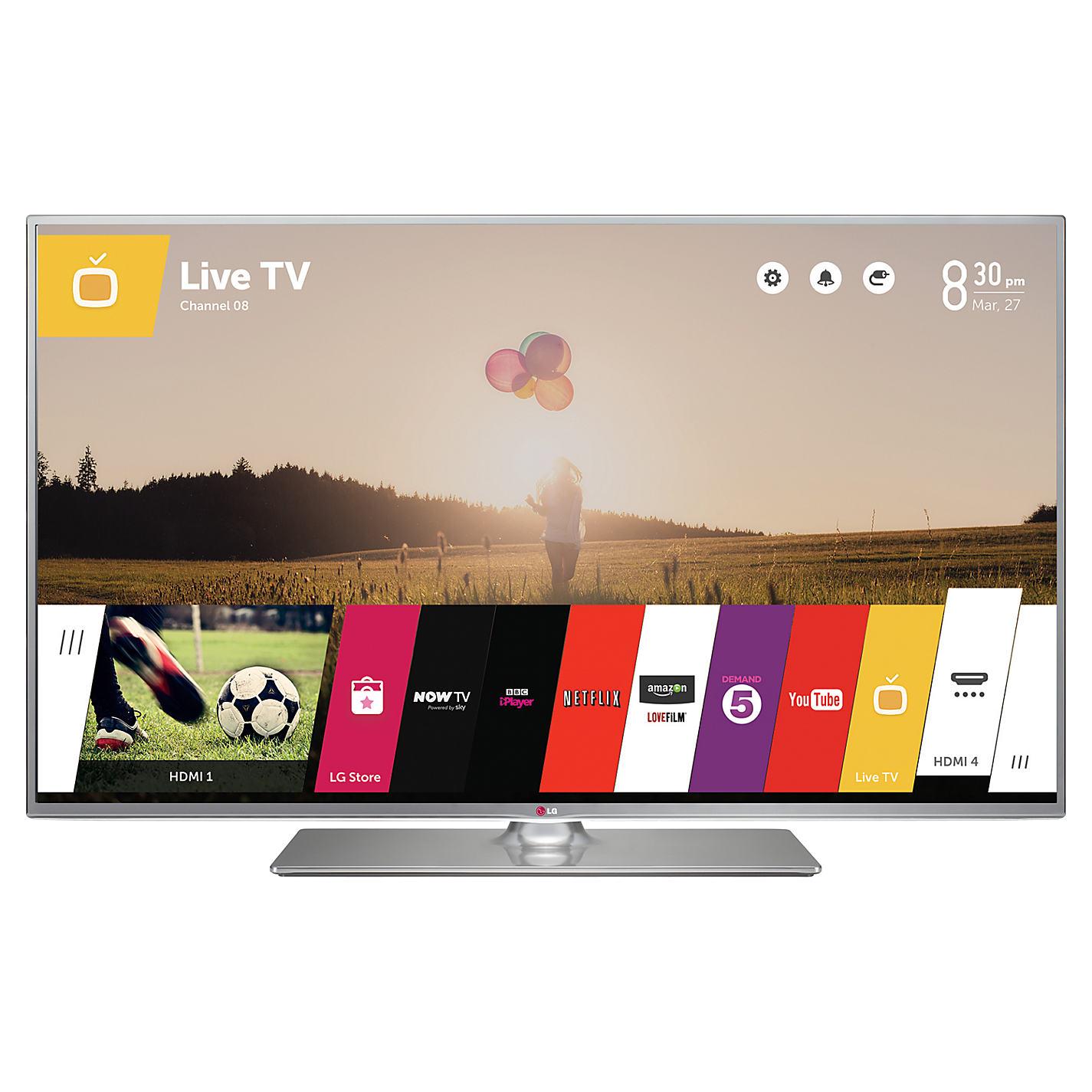 LG 32LB650V LED TV voor € 364,- @ Bobshop