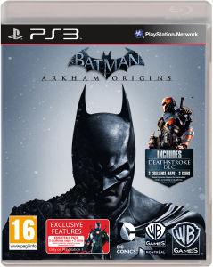 Batman: Arkham Origins (PS3) voor € 16,49 @ Zavvi