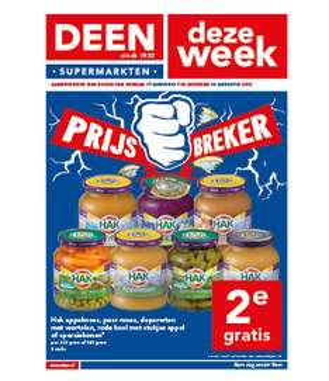 NS Dagkaart + belegd broodje naar keuze voor € 18 @ Deen