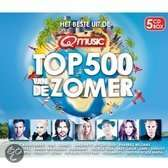 Q-Music Top 500 Van De Zomer (CD) voor € 11,98 @ Bol.com