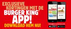 9 King Nuggets voor €1,45 @ Burger King app