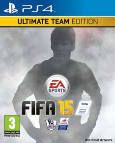 FIFA 15 Ultimate Team Edition (PS4/Xbox One) voor € 55,99 @ WOW HD