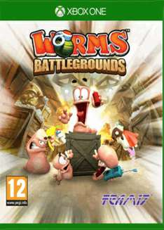 Worms: Battlegrounds (Xbox One) voor € 23,69 @ Game.co.uk