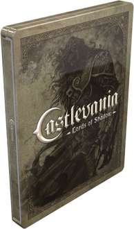 Castlevania: Lords of Shadow Collection (Steelbook) (PS3) voor € 15,25 @ Zavvi