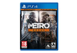 Metro Redux (PS4) voor € 26 @ Media Markt