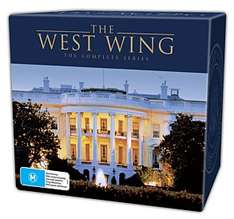 West Wing Collection Seizoen 1 t/m 7 (DVD) voor €50 @ TheHut