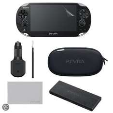 PS Vita Slim Action Mega Pack +  PS Vita Travel Kit voor € 199,99 @ Bol.com