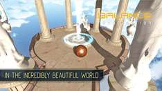 Gratis game Ballance Resurrection @ App Store